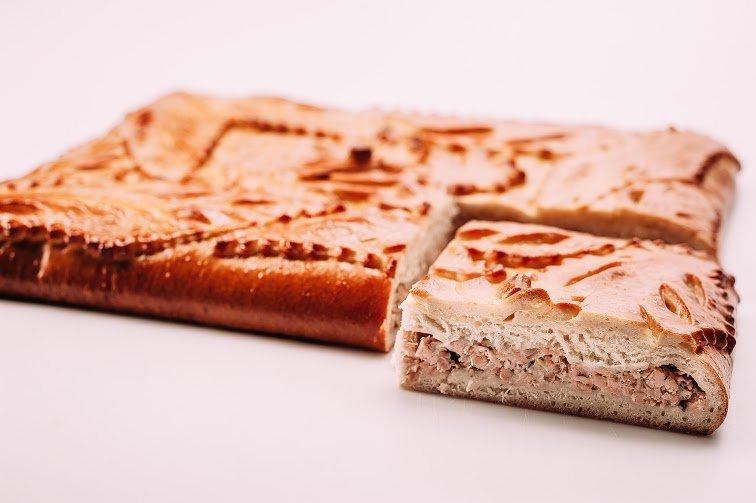 Боярский пирог