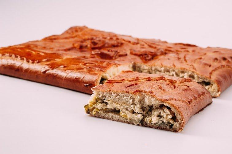 Пирог Французский