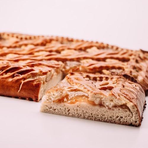 Пирог Персик